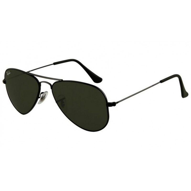 31ee21742d53c Ray-Ban RB 3044 L2848 Aviator Small Metal Nero