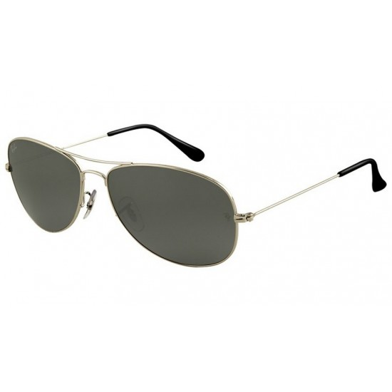 Ray-Ban RB 3362 003-40 Cockpit Argento