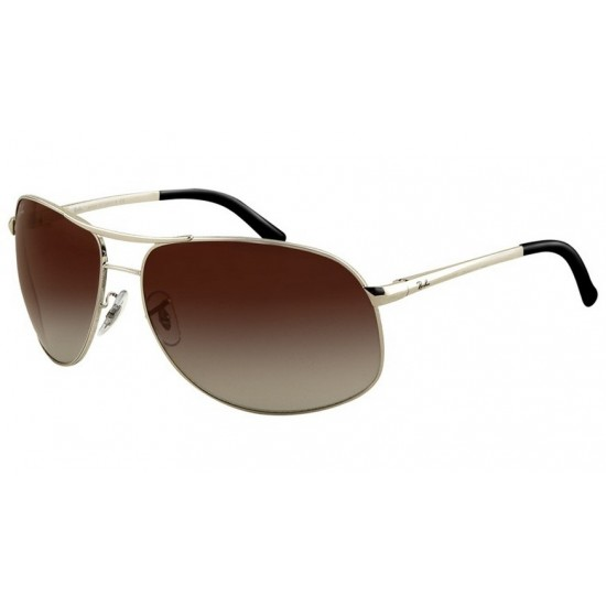 Ray-Ban RB 3387 003-8G Argento