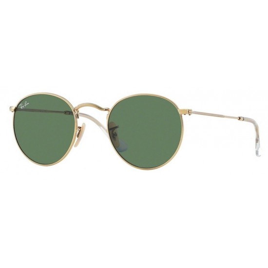 Ray-Ban RB 3447 Round Metal 001 Arista