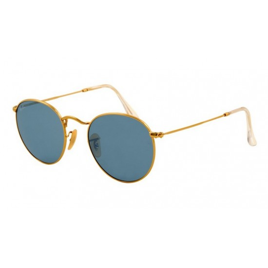 Ray-Ban RB 3447 001-62 Round Metal Oro