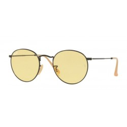 Ray-Ban RB 3447 Round Metal 90664A Nero Opaco
