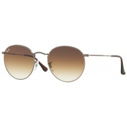 Ray-Ban RB 3447N Round Metal 004/51 Canna Di Fucile