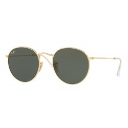 Ray-Ban RB 3447N Round Metal 001 Arista