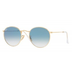 Ray-Ban RB 3447N Round Metal 001/3F Arista