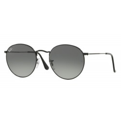 Ray-Ban RB 3447N Round Metal 002/71 Nero