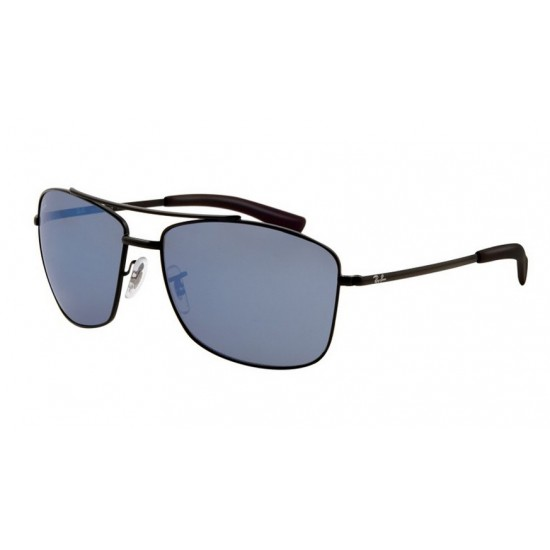Ray-Ban RB 3476 006-55 Nero Opaco