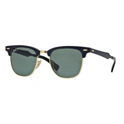 Ray-Ban RB 3507 Clubmaster Aluminum 136/N5 Nero / Arista
