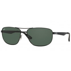 Ray-Ban RB 3528 006 71 Active Lifestyle Nero Opaco
