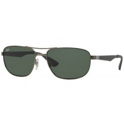 Ray-Ban RB 3528 029 71 Active Lifestyle Canna Di Fucile Opaco