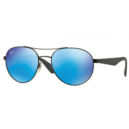 Ray-Ban RB 3536 006-55 Nero Opaco