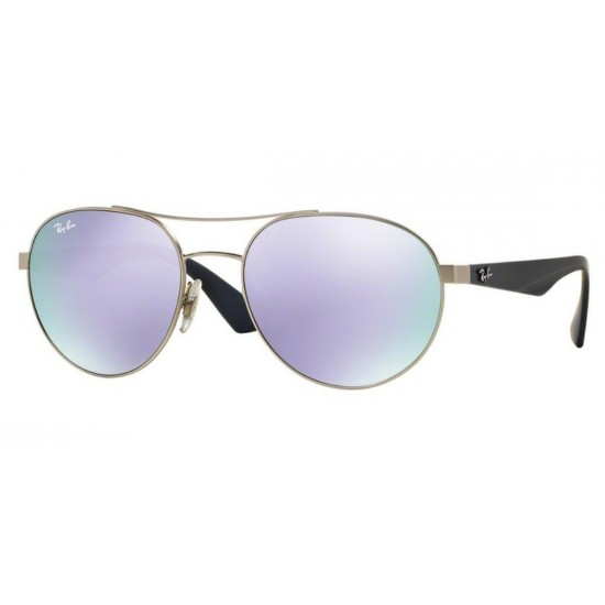 Ray-Ban RB 3536 019-4V Argento Opaco