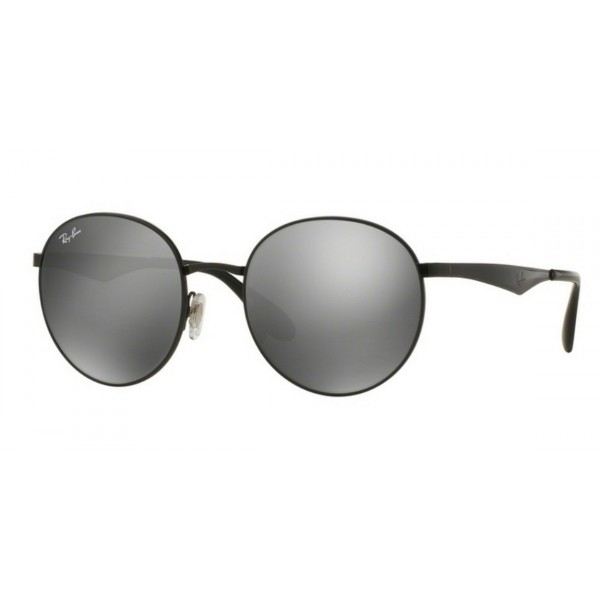 Ray-Ban RB 3537 002-6G Nero Lucido