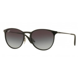 Ray-Ban RB 3539 Erika Metal 002/8G Nero