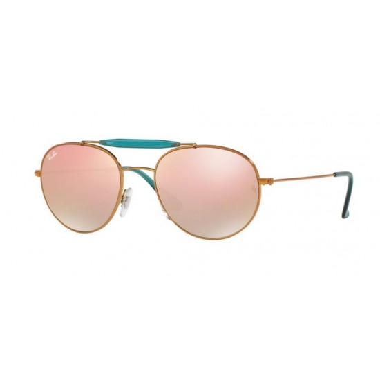 Ray-Ban RB 3540 - 198/7Y Bronzo Lucido