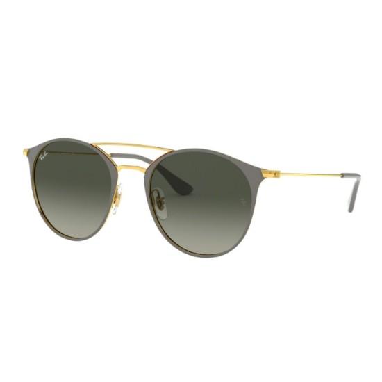 Ray-Ban RB 3546 - 917471 Top D'oro Su Grigio | Occhiale Da Sole Unisex