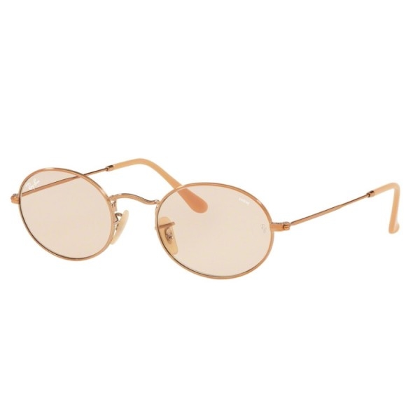 Ray-Ban RB 3547N Oval 9131S0 Rame