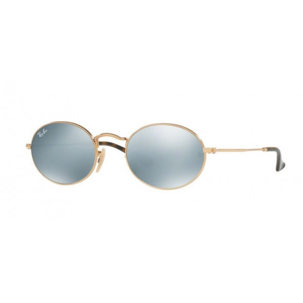 Ray-Ban RB 3547N Oval 001/30 Oro
