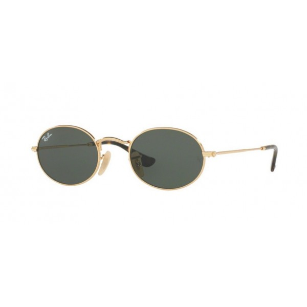 Ray-Ban RB 3547N Oval 001 Oro