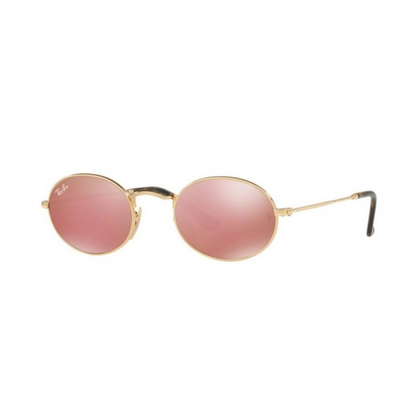 Ray-Ban RB 3547N Oval 001/Z2 Oro