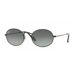 Ray-Ban RB 3547N Oval 002/71 Nero