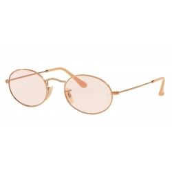 Ray-Ban RB 3547N Oval 91310X Rame