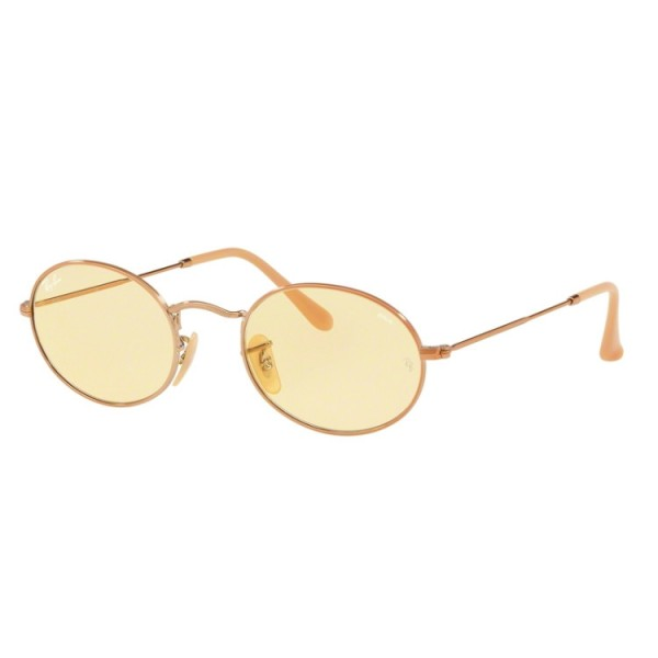 Ray-Ban RB 3547N Oval 91310Z Rame