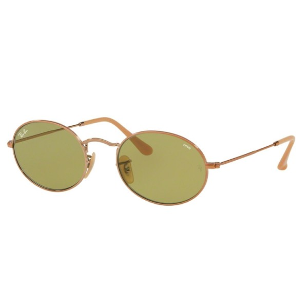 Ray-Ban RB 3547N 91314C Fotocromatico Rame