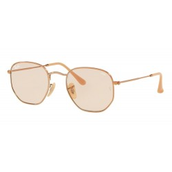 Ray-Ban RB 3548N Hexagonal 9131S0 Rame