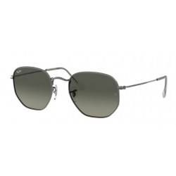 Ray-Ban RB 3548N Hexagonal 004/71 Canna Di Fucile