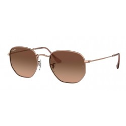 Ray-Ban RB 3548N Hexagonal 9069A5 Rame