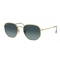 Ray-Ban RB 3548N Hexagonal 91233M Oro