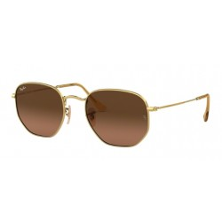 Ray-Ban RB 3548N Hexagonal 912443 Oro