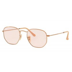 Ray-Ban RB 3548N Hexagonal 91310X Rame
