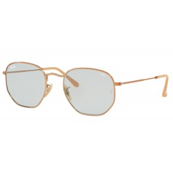 Ray-Ban RB 3548N Hexagonal 91310Y Rame