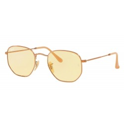 Ray-Ban RB 3548N Hexagonal 91310Z Rame