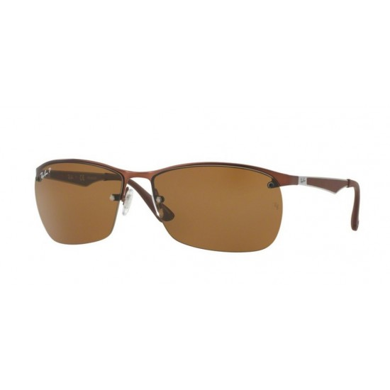Ray-Ban RB 3550 012-83 Marrone Scuro