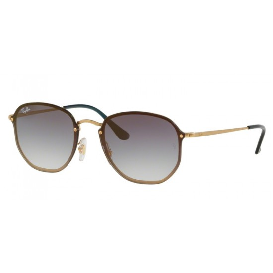 Ray-Ban RB 3579N Blaze Hexagonal 91400S Oro Demi Gloss