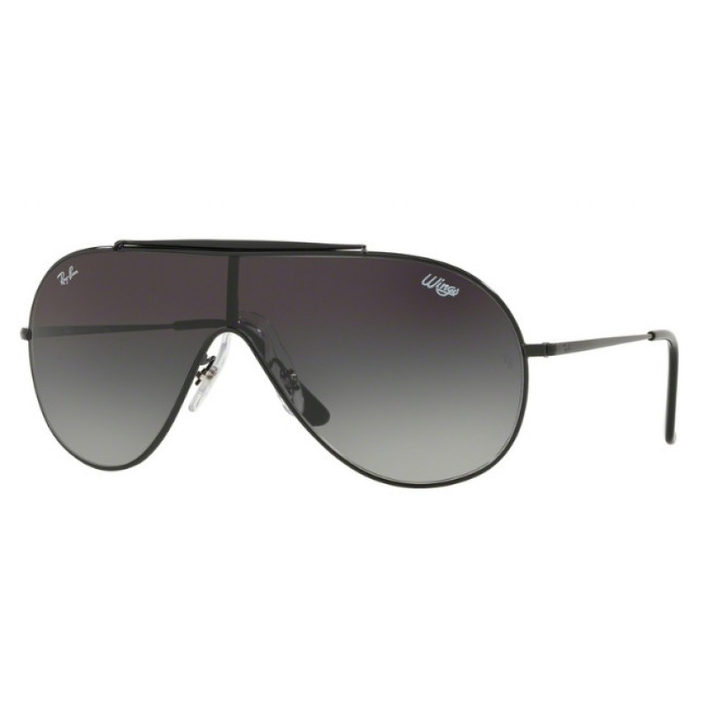 44f64b1d46 Ray-Ban RB 3597 Wings 002/11 Nero