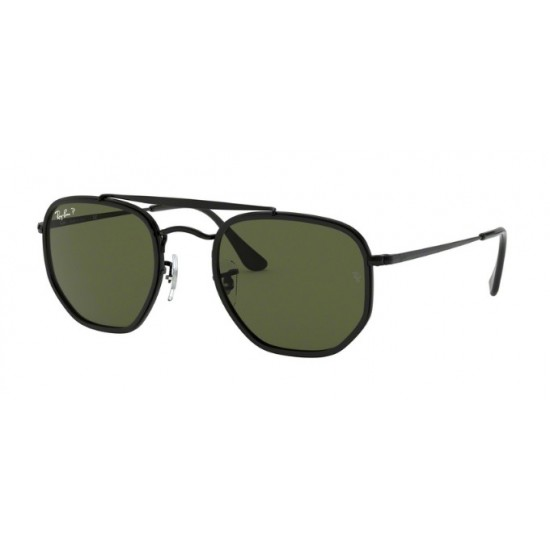 Ray-Ban RB 3648M The Marshal Ii 002/58 Nero