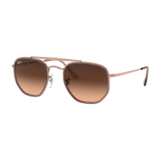 Ray-Ban RB 3648M The Marshal Ii 9069A5 Rame | Occhiale Da Sole Unisex