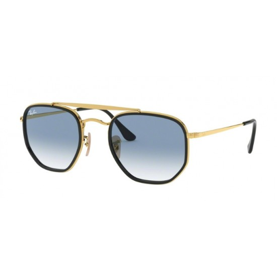 Ray-Ban RB 3648M The Marshal Ii 91673F Oro