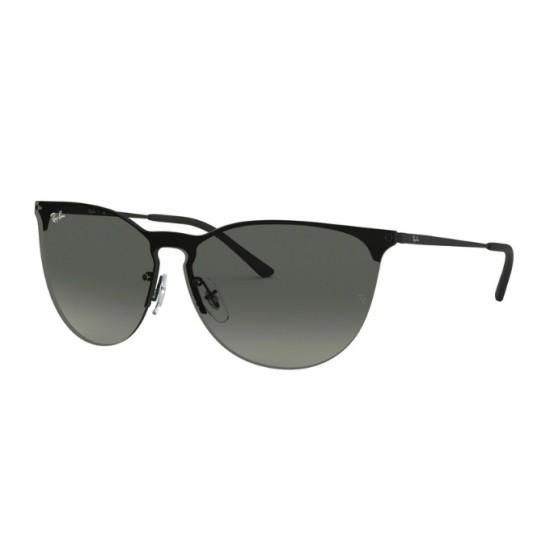 Ray-Ban RB 3652 - 901411 Gomma Nera | Occhiale Da Sole Unisex