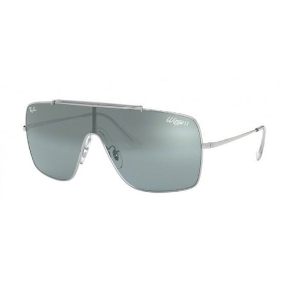 Ray-Ban RB 3697 Wings Ii 003/Y0 Argento