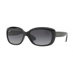 Ray-Ban RB 4101 601-T3 Jackie Ohh Polarizzato Nero Lucido