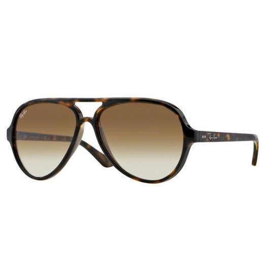 Ray-Ban RB 4125 Cats 5000 710/51 Avana Chiara