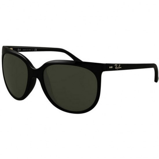 Ray-Ban RB 4126 601 Cats 1000 Nero