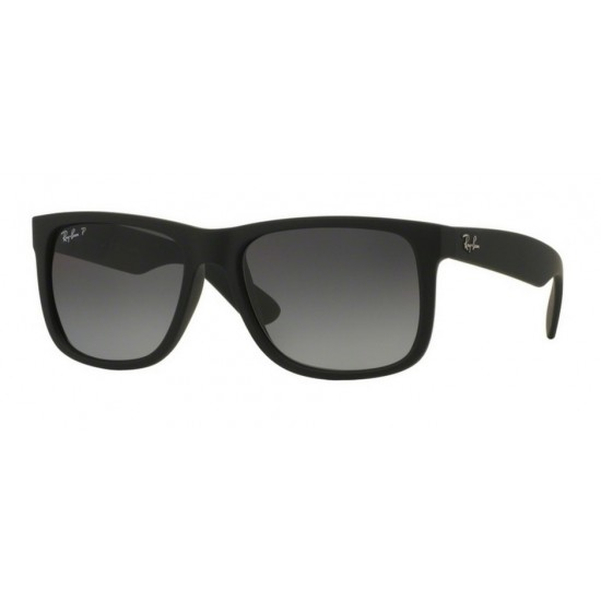 Ray-Ban RB 4165 Justin 622/T3 Gomma Nera