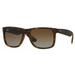 Ray-Ban RB 4165 Justin 865/T5 Gomma Di Avana