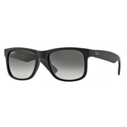 Ray-Ban RB 4165 Justin 601/8G Gomma Nera